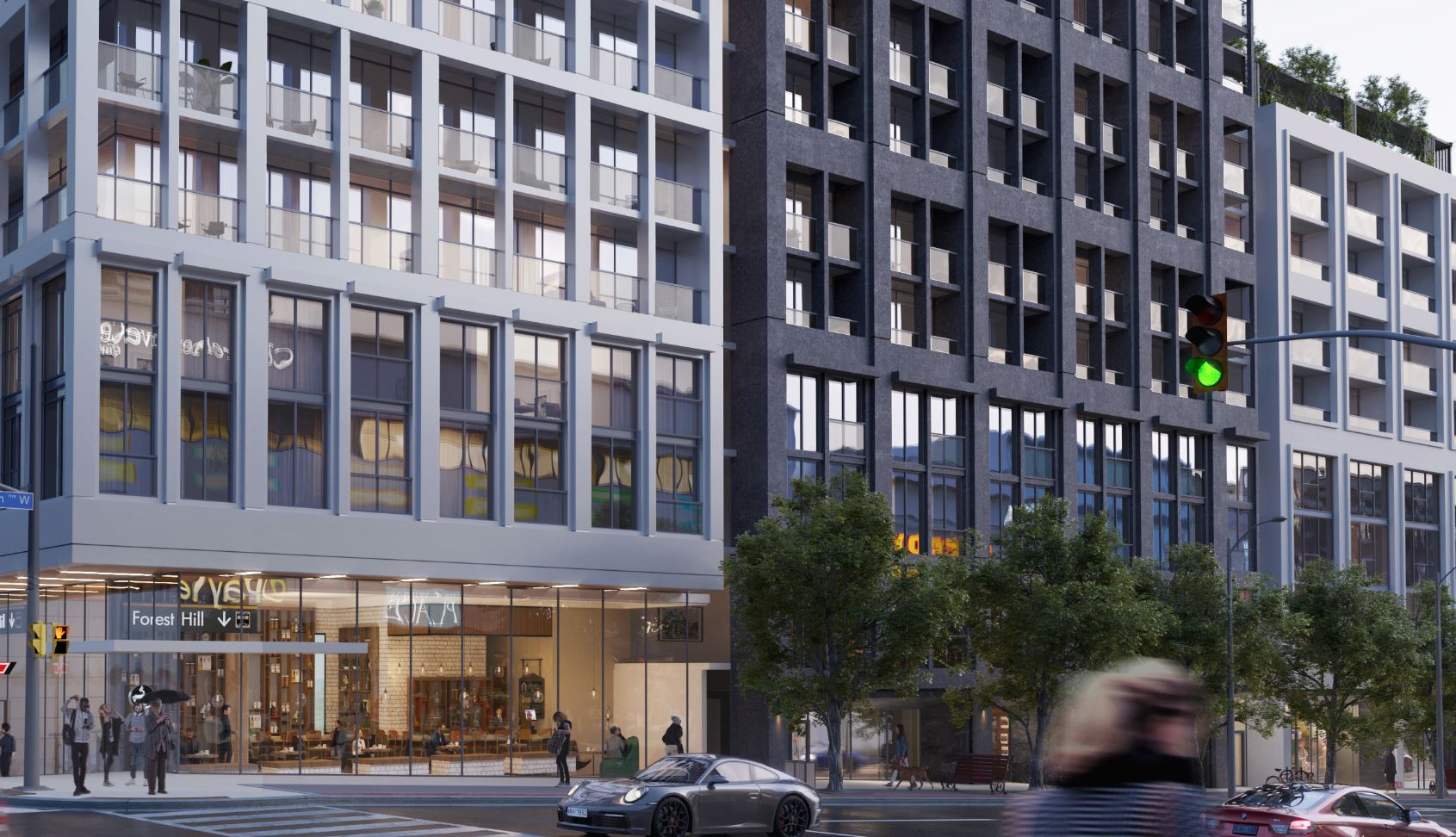 The Forest Hill Condominiums Now Selling Register Now For Information